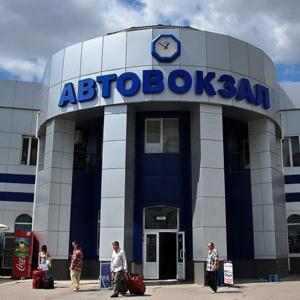 Автовокзалы Норильска