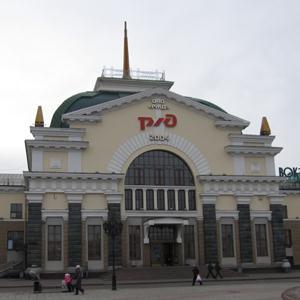 Железнодорожные вокзалы Норильска