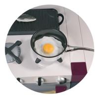 Кафе Янтарь - иконка «кухня» в Норильске